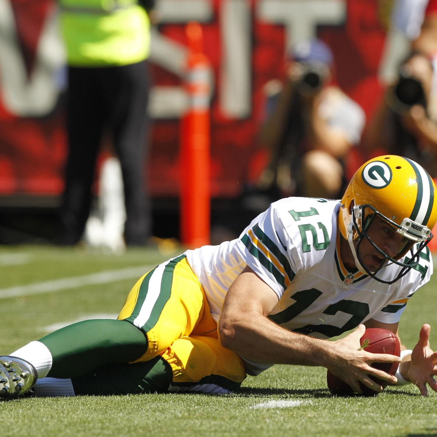 Takeaways From Packers 34 28 Loss To 49ers Green Bay 49ers 49ers Vs Packers