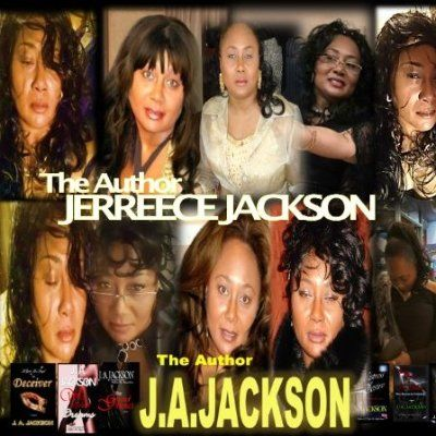 Jerreece Jackson Author J A Jackson For A Geek An Angel Series