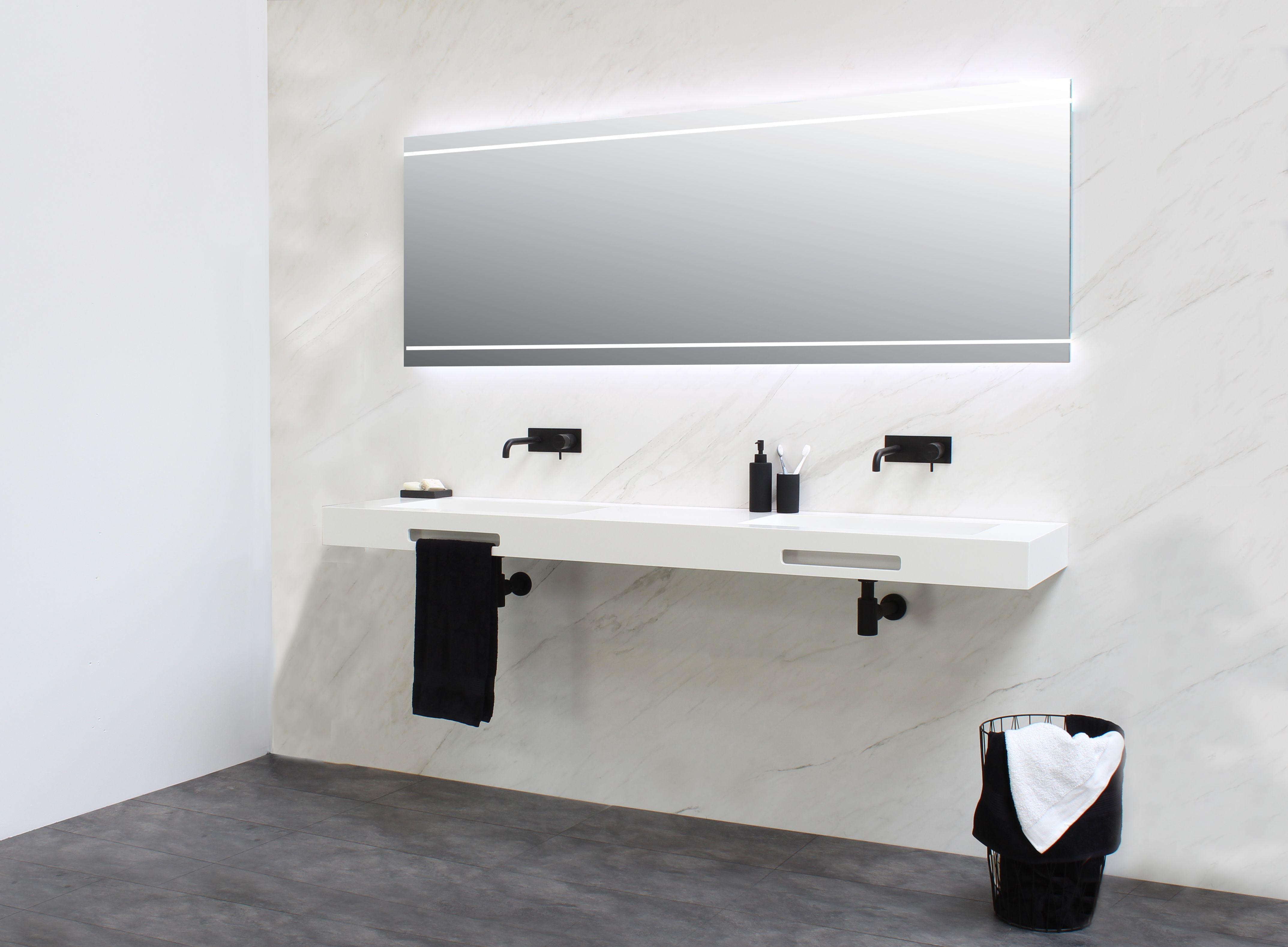 Bliss E'viva - badkamer - bathroom - design - modern - clean