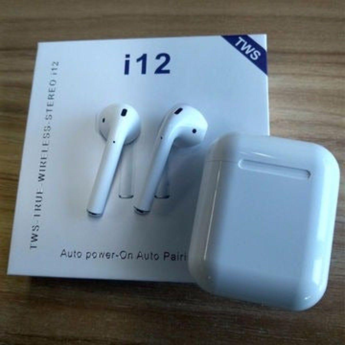 I12 Tws Airpods Generic On Mercari Bluetooth Headset Wireless Bluetooth Iphone Bluetooth