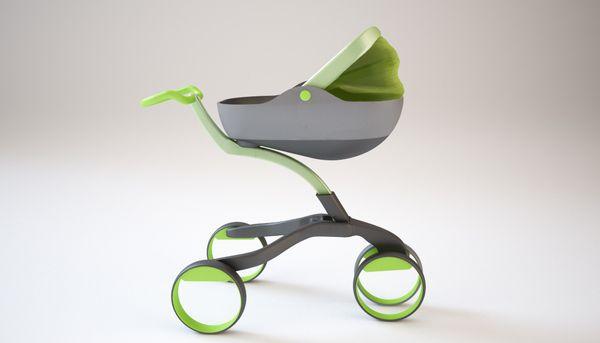 Aequor By Rodrigo Krieger Via Behance Design Poussette Kids Enfant Baby Strollers Luxury Baby Baby Carriage