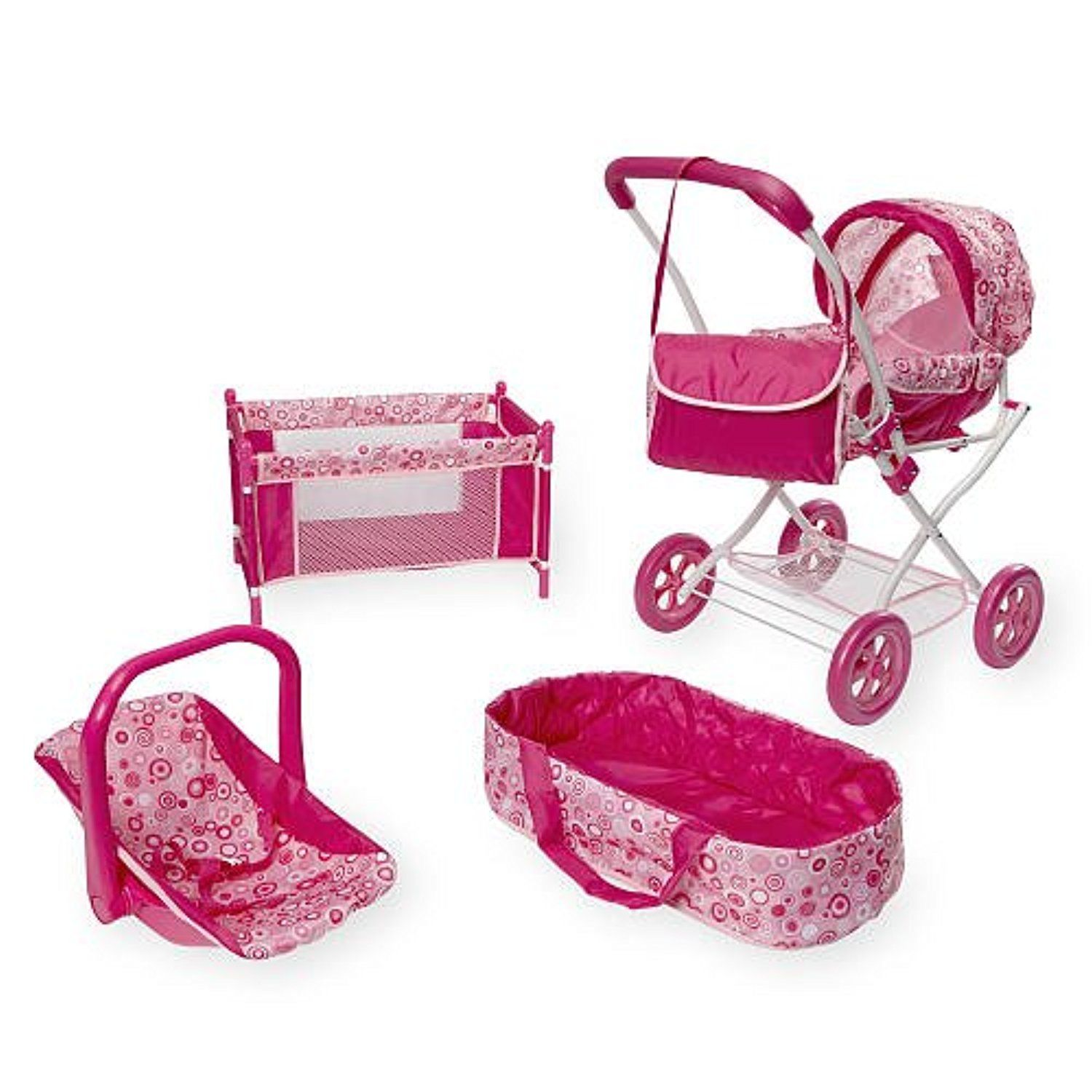You & Me 5in1 Pram Nursery Set Awesome products