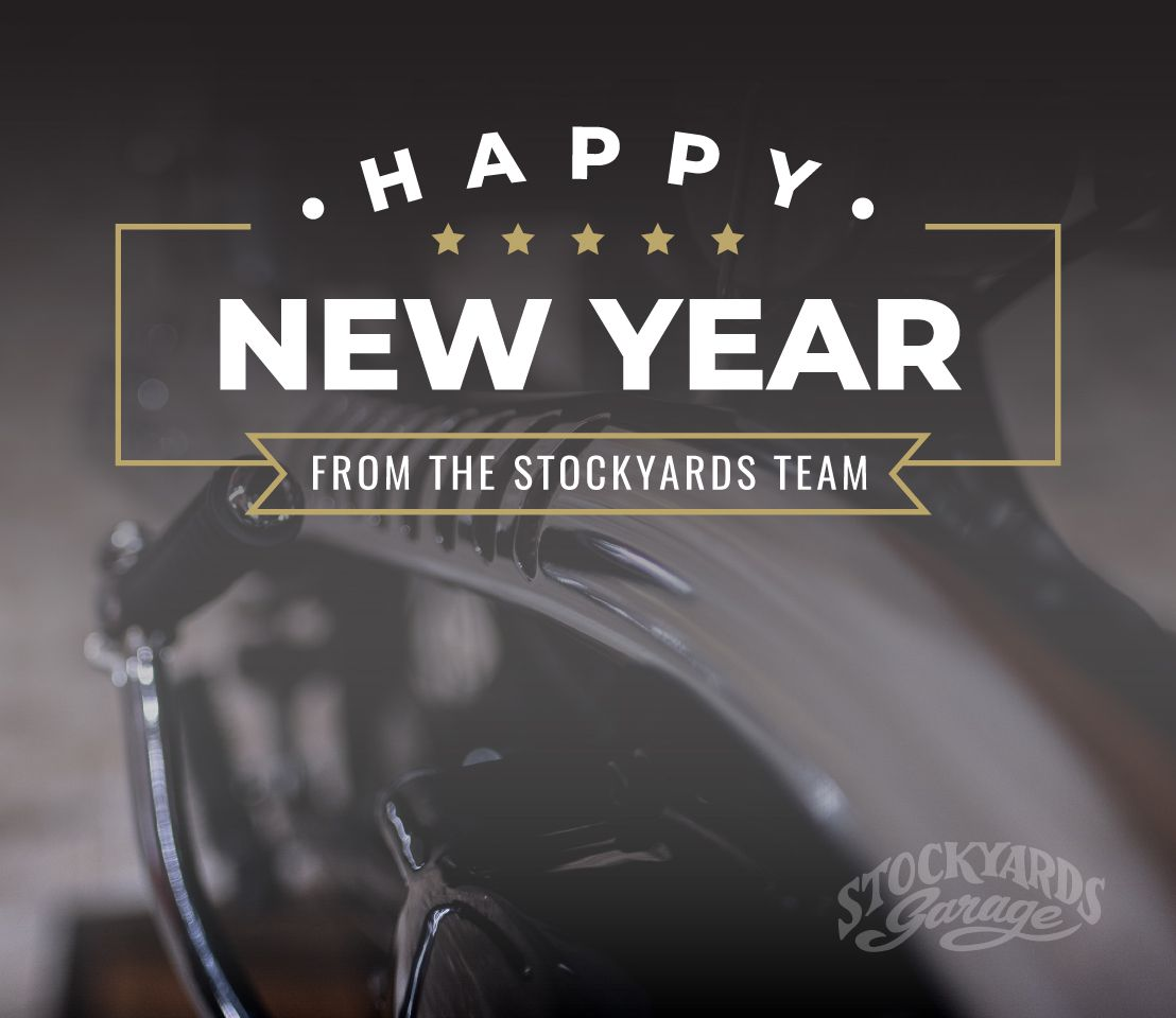 Stockyards Garage Wishes All Of Our Motorcycle Enthusiasts And