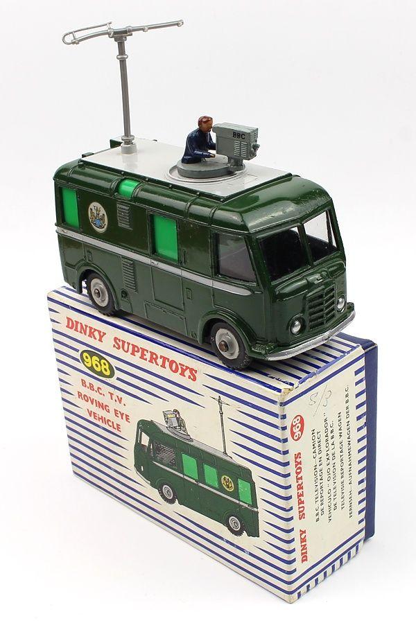 Pin by Donnamaelindquist on Dinky Toys | Corgi toys, Toys, Diecast
