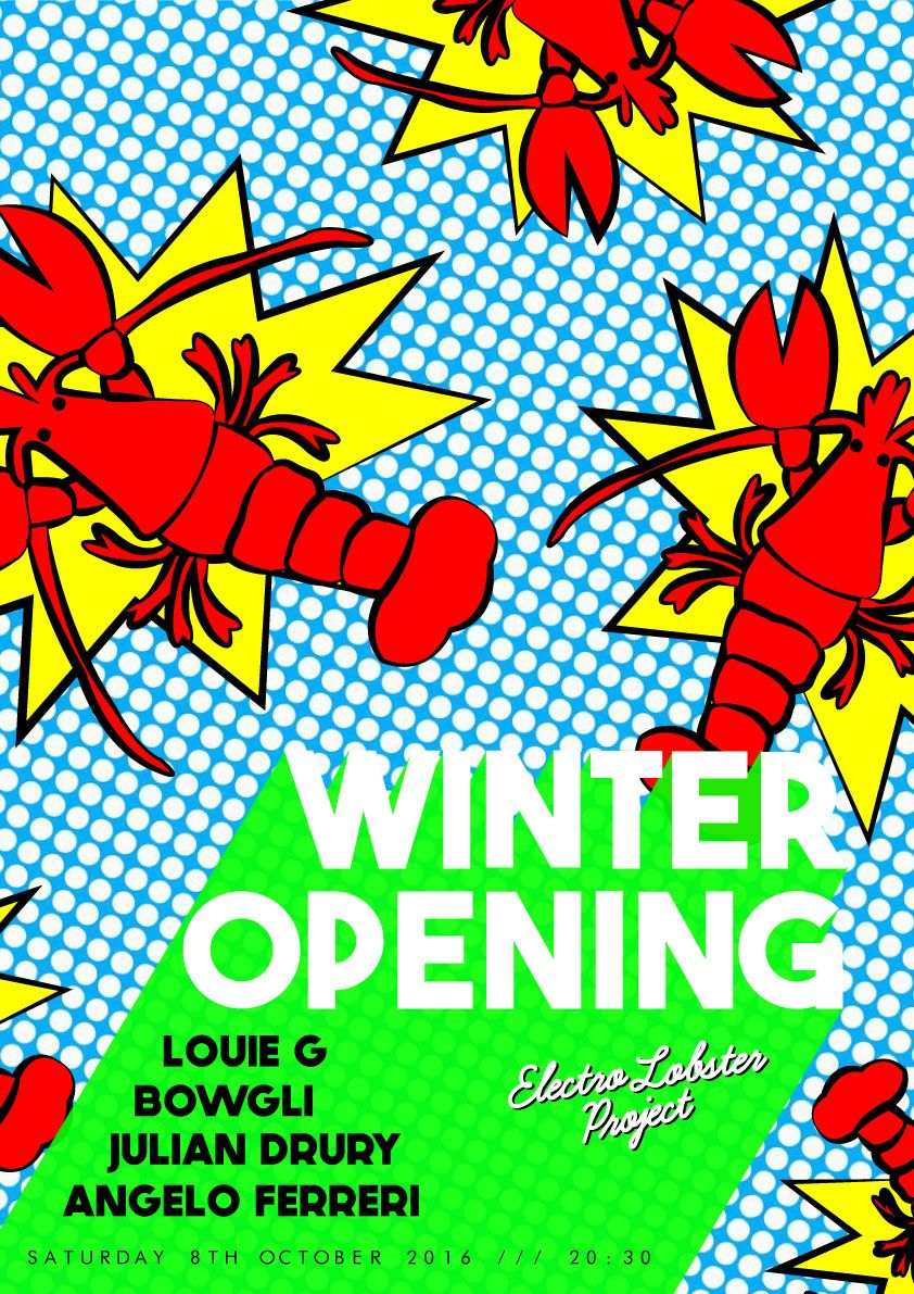 Winter Opening at Electro Lobster Project | Restaurant | Bar | Lounge | Balluta Bay | Saint Julians | Malta