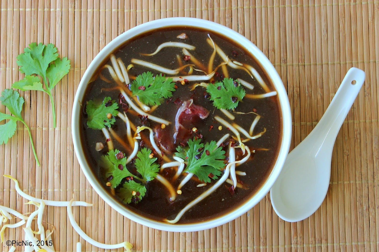 PicNic: Simplified Vietnamese Beef Pho