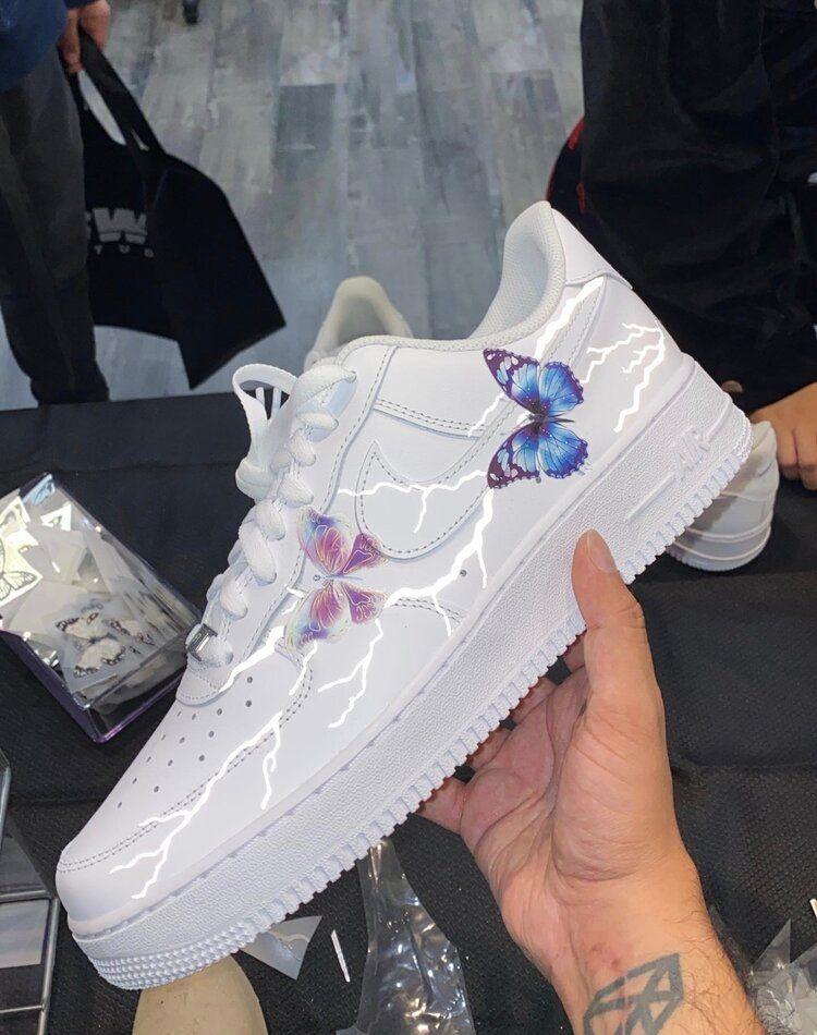 Nike Air Force 1 Custom Women - Nicheh