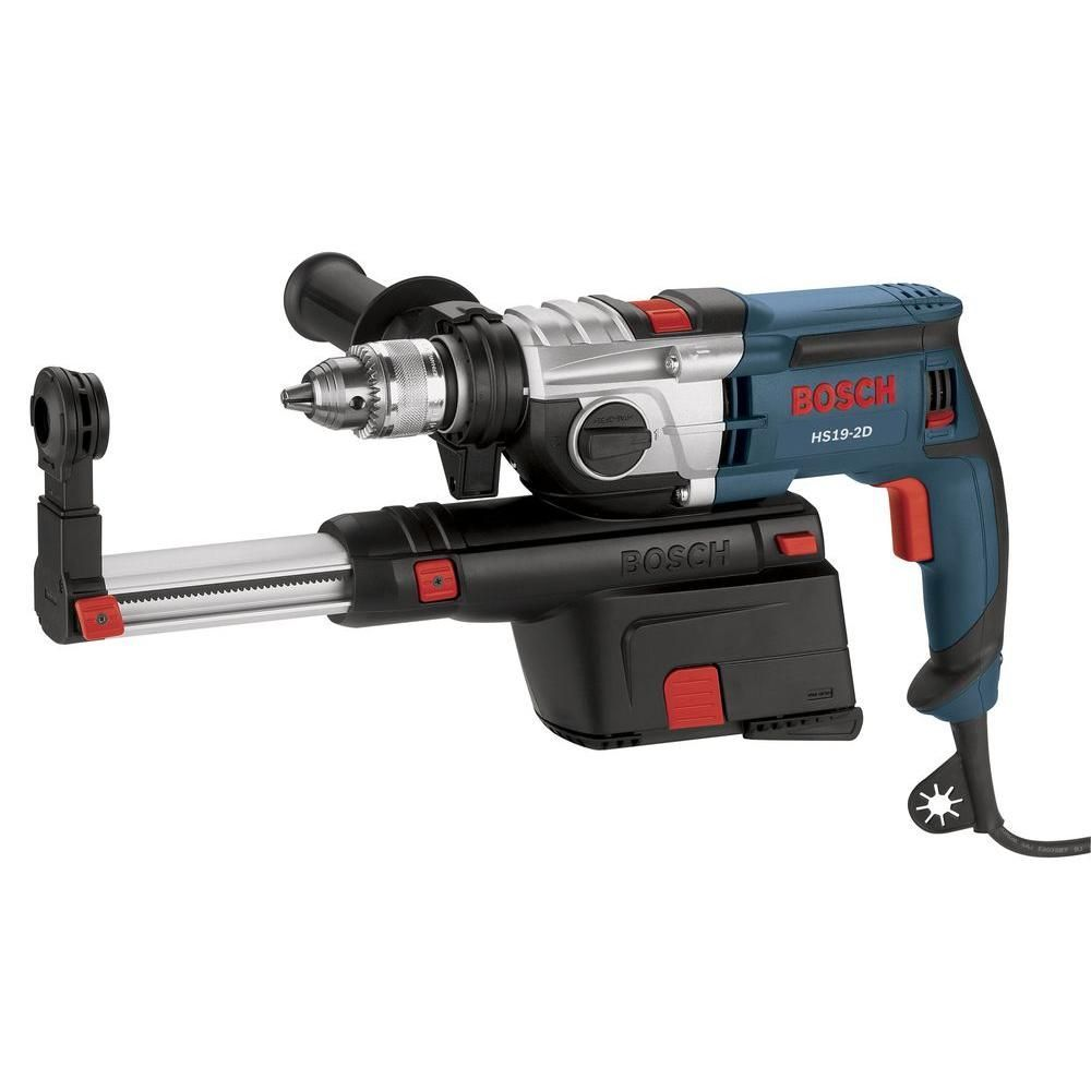 Bosch 1/2 in. Hammer Drill with Dust CollectionHD192D