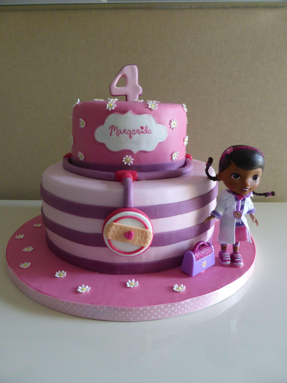 Fabuloso Bolo de aniversário da Dra. Brinquedos | 2nd bday | Pinterest  FA46