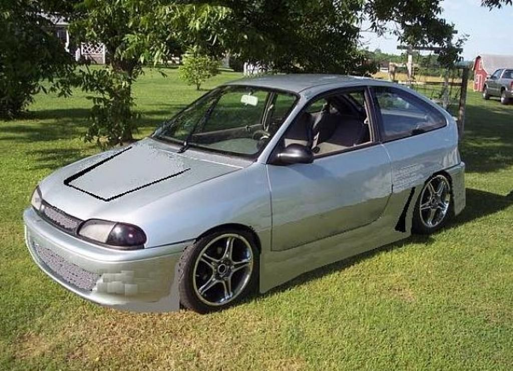 Ten Of The Worst Car Names 8 Ford Aspire Worst Of The