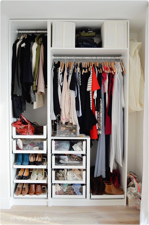 garde robe minimaliste 1 faire le tri. Black Bedroom Furniture Sets. Home Design Ideas