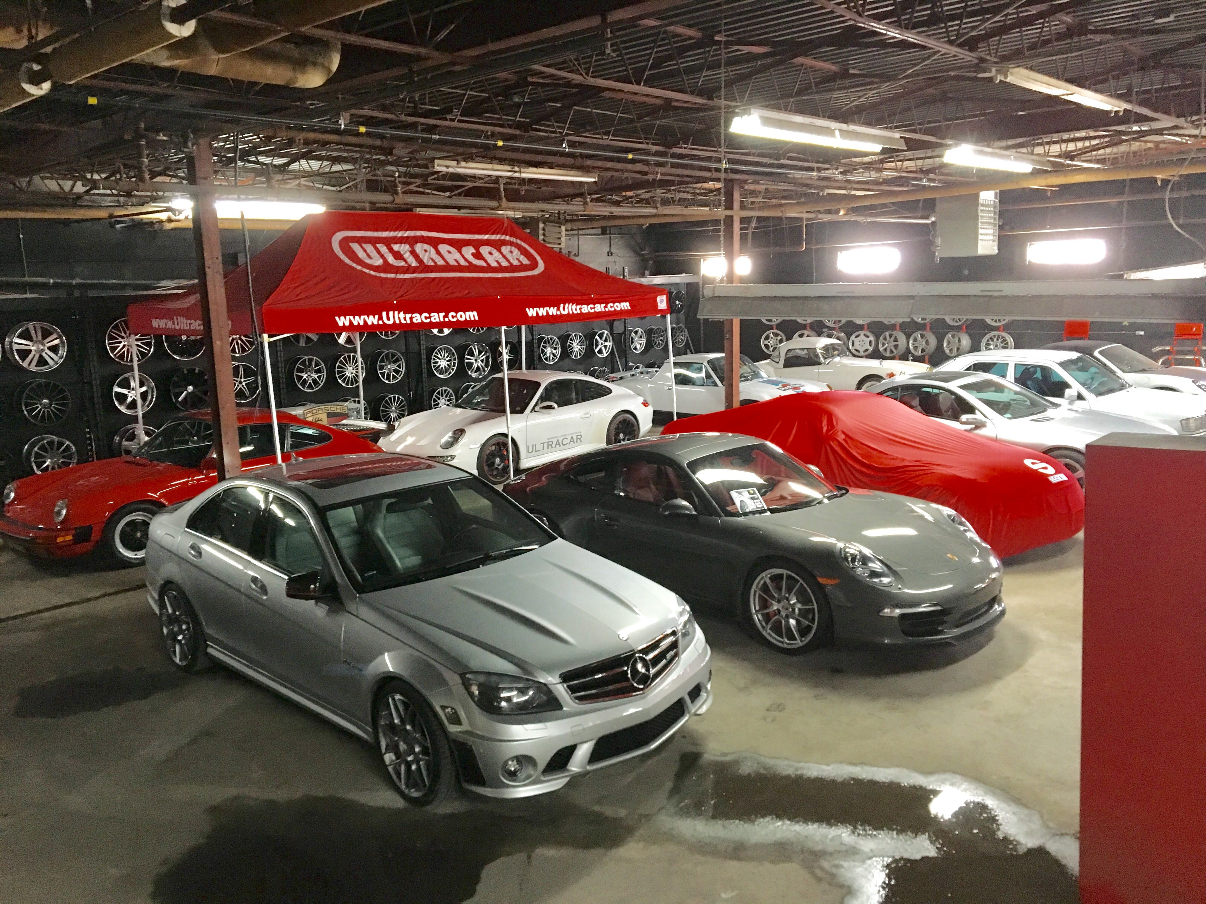 The New Ultracar Super Shop At 1254 Marcel Laurin Montreal Car Porsche Montreal