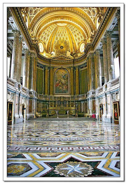 Reggia di caserta caserta palace italy what magnificent place travel dreams - Interior designer caserta ...