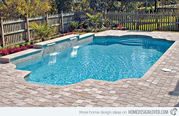 16 Grecian And Roman Grecian Pool Designs Home Design Lover Backyard Pool Landscaping Backyard Pool Pool Landscaping