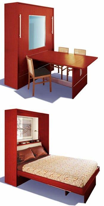 Crave Worthy: Inova Table Bed