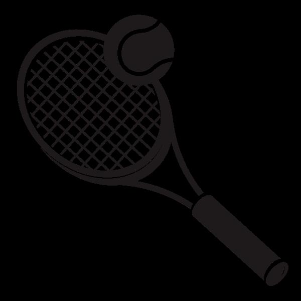 Tennis Racket Svg Google Search Tennis Racket Tennis Racket Art Rackets