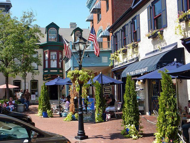 In Downtown Gettysburg Gettysburg Pennsylvania Pennsylvania Travel Places To Go