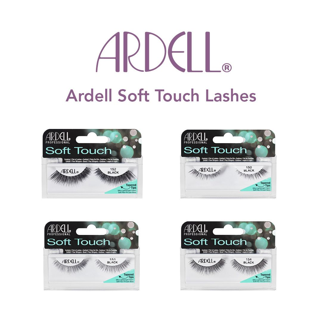 c6f75d8a1c0 Ardell Soft Touch Lashes at Louella Belle #Ardell #Lashes #SoftTouch  #LouellaBelle