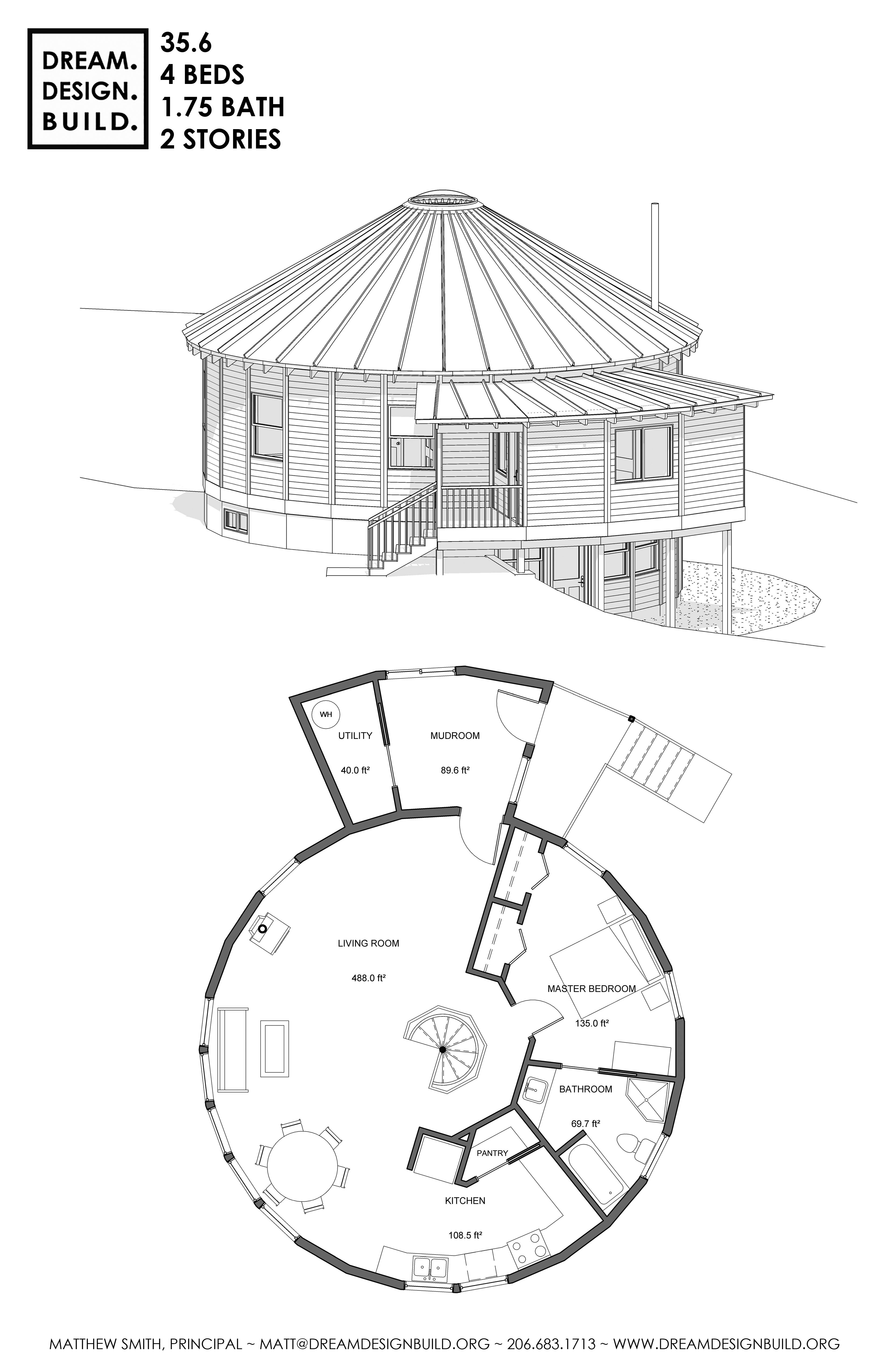 Pin By Dreamsign On Yurt Designs
