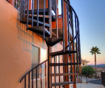 Best Outdoor Spiral Staircase Staircase Design Staircase 400 x 300