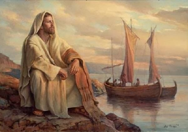 """""""...the voice of him who is from all eternity to all eternity"""" more at http://ldsprinciples.blogspot.com/2014/05/the-great-i-am-even-jesus-christ.html… #christ #jesus #lds"""