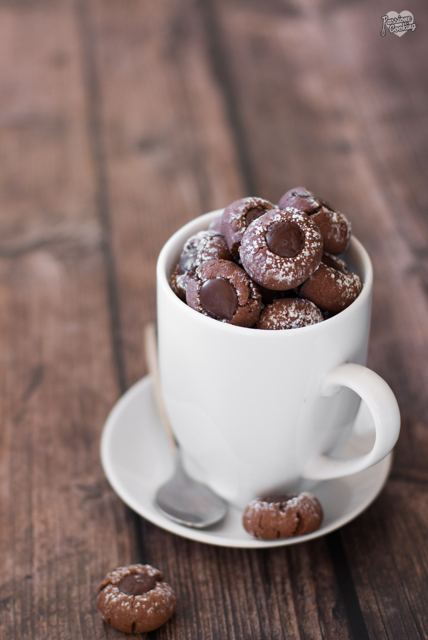 Biscotti Al Caffè E Cioccolato Semplicissimi Da Preparare Kaffee