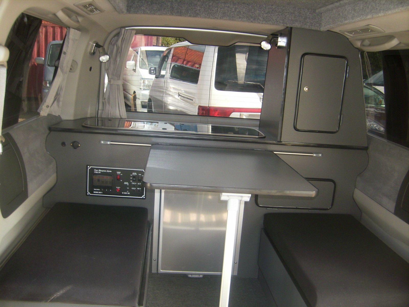 2002 NISSAN ELGRAND HIGHWAY STAR CAMPER LIKE VW T5 T4 ...