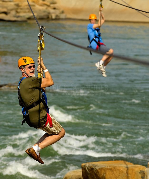 Where Can I Go Zip Lining In The Usa