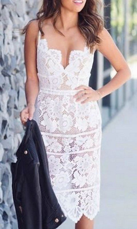 35d242276 41 Chic Spring Bridal Shower Outfits | HappyWedd.com #PinoftheDay #chic # spring #bridal #shower #BridalShower #outfit