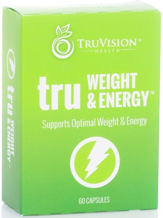Whether you are looking to shed those stubborn pounds, lose the body fat, or just feel more energized throughout the day without jitters, TruWeight&Energy from TruVision Health has you covered! With NO special diet required, this low maintenance, multi purpose supplement is exactly what you have been waiting for!