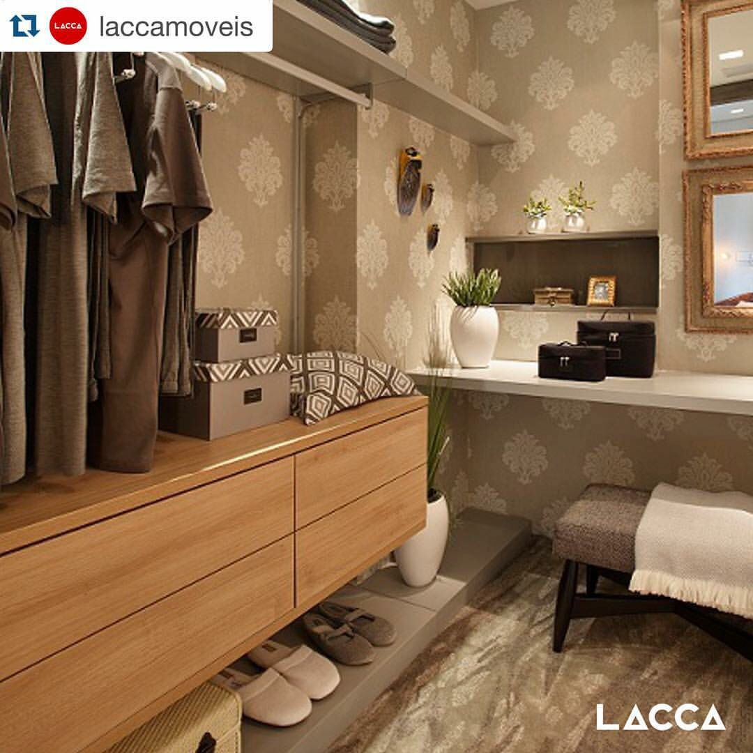 Saudades deste projeto! | Casa Cor 2013, Barra da Tijuca, Rio de Janeiro #Repost @laccamoveis with @repostapp. ・・・ Closet Fit Lacca #lacca #laccamoveis #designinteriores #design #interiores #decoracao #decor #closet