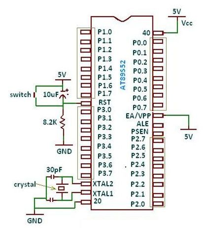 Awe Inspiring 8 Contestant Quiz Buzzer Project Using Assembly Language Wiring Cloud Hisonuggs Outletorg