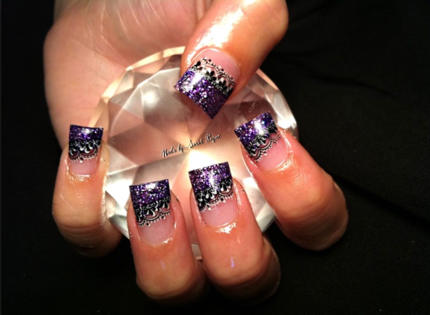 DIMONDS | Nail art | Pinterest