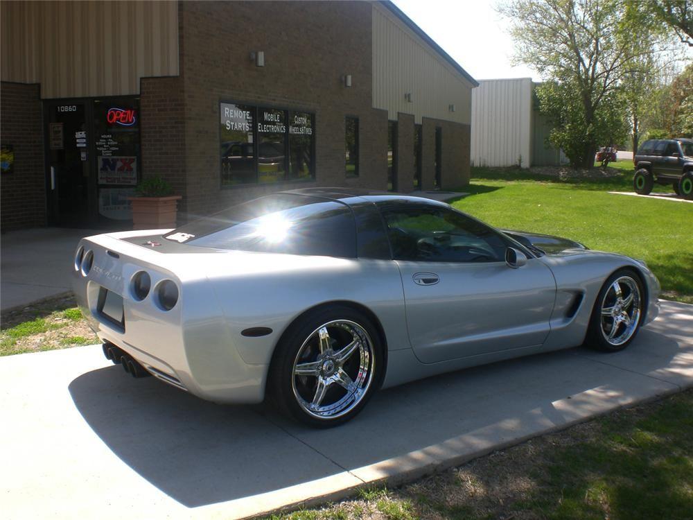 C5 Corvette Silver Asanti Af144 5 Star Wheels Corvette Chevrolet Corvette Chevy Corvette