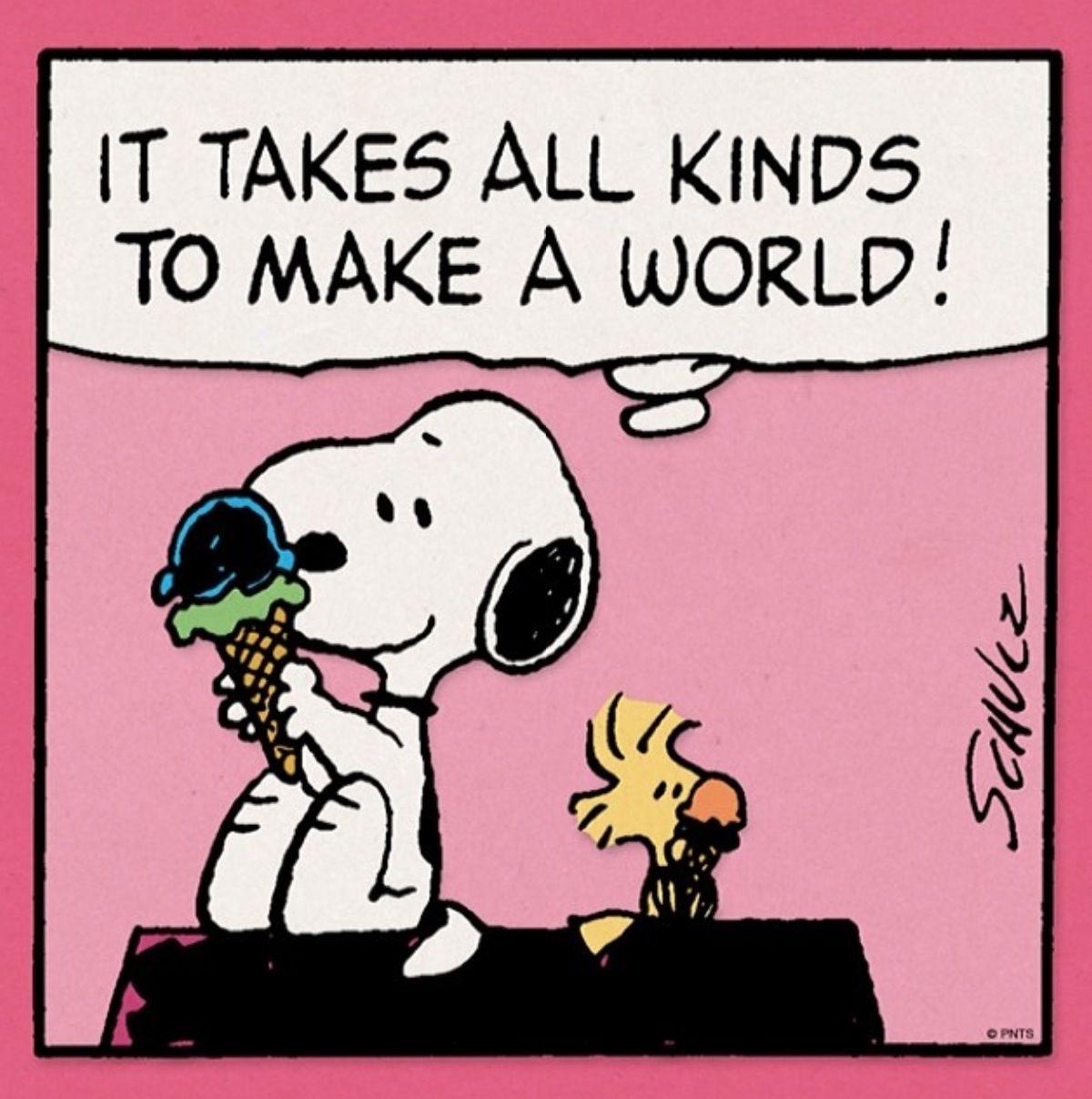 Good Morning Snoopy