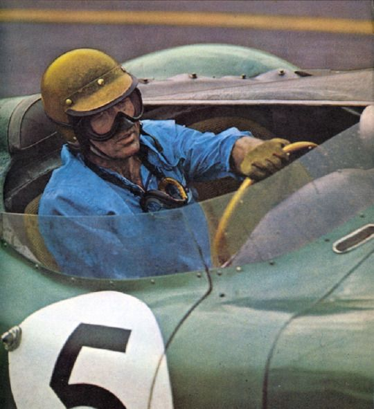 1959 Le Mans Aston Martin BBR1 Carroll Slelby/Roy Salvatore