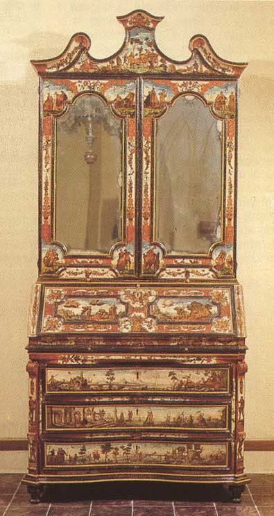 The Venetian Furniture Of Xviii Century Antiquariato Xviii