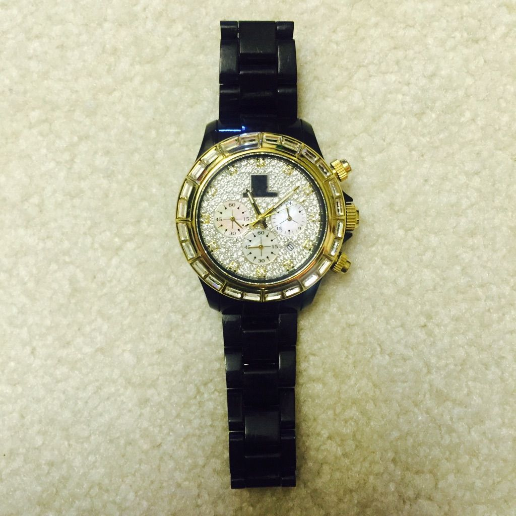 Diamond Toy Watch