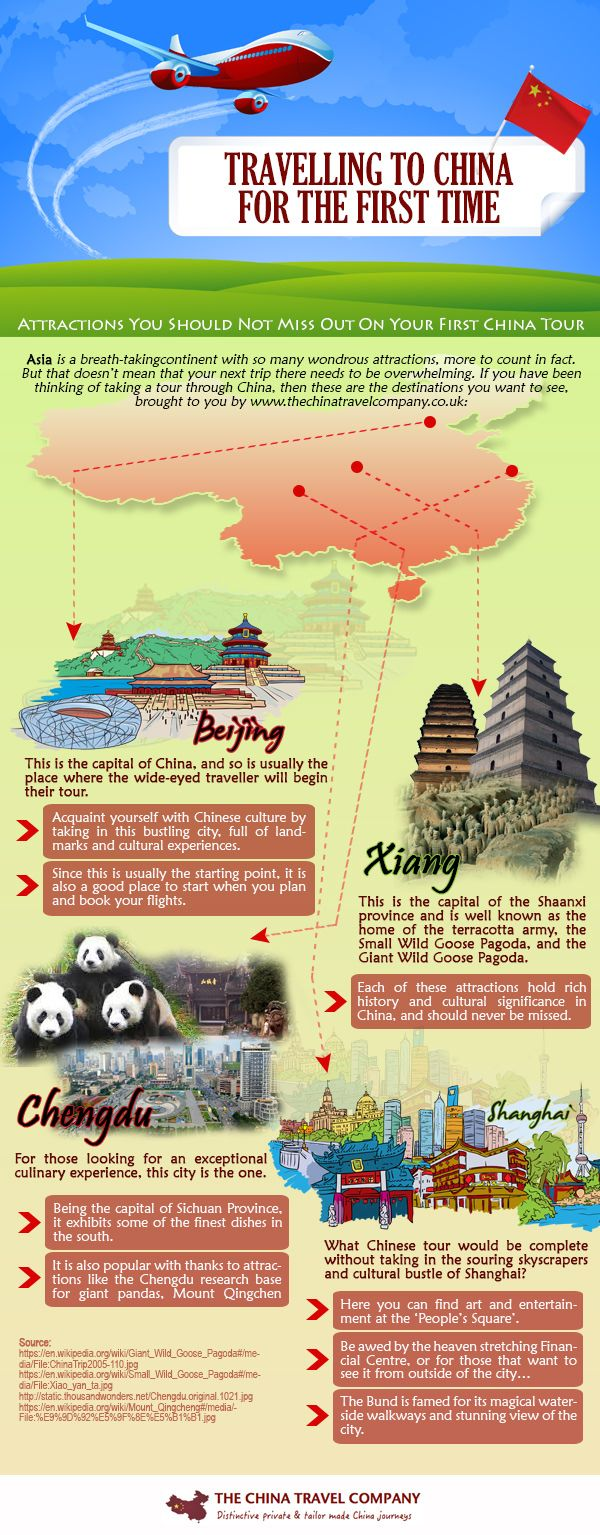 Travel the world in style by taking in these attractions on your next tour through China.