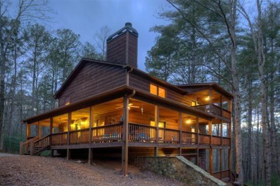 River Hideaway · Mountain Cabin ...