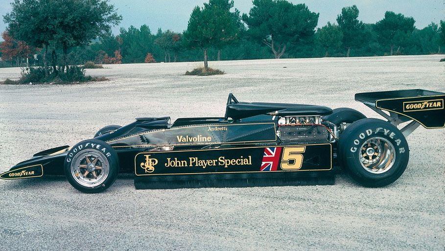 1977 Lotus 78 - Ford (Mario Andretti)