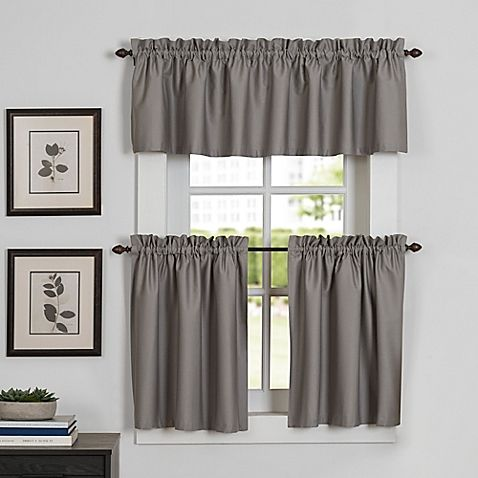 3 Fancy Alternatives To Curtains For Kitchen Windows In 2020 Red Kitchen Curtains Kitchen Window Curtains Kitchen Window Treatments