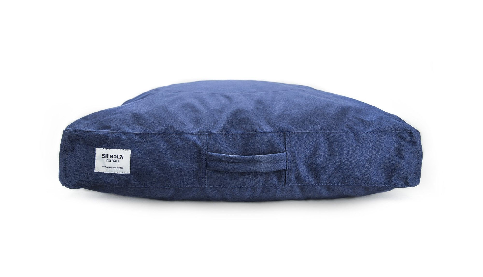 Shinola x Filson dog bed (Made in the USA) Bed is filled