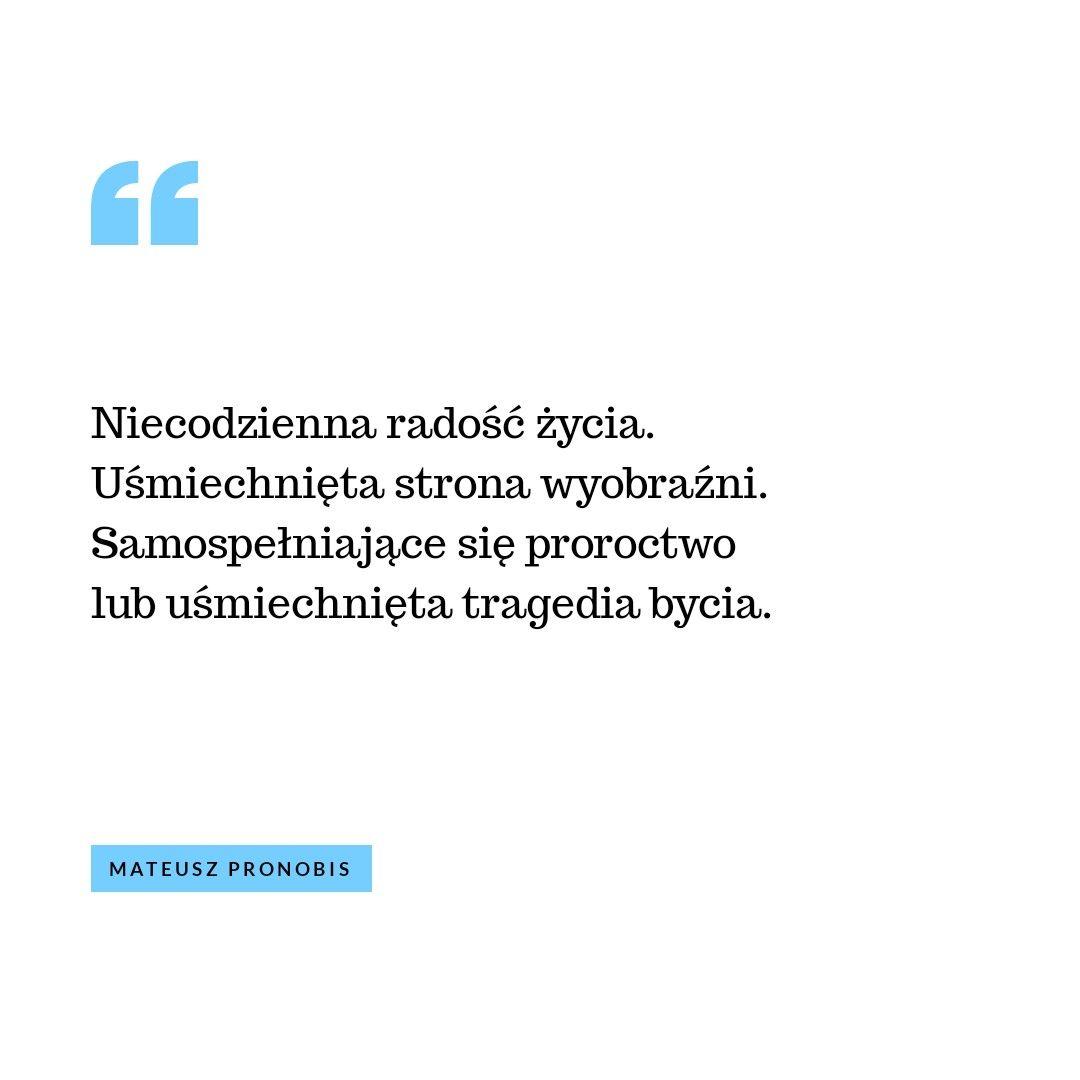 At Mateuszpronobisart Jvtrø Jvtrøbook Niecodzienna Radość