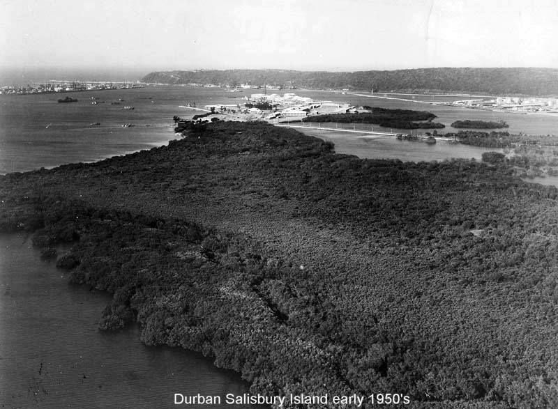 Image result for salisbury island, port natal british troops