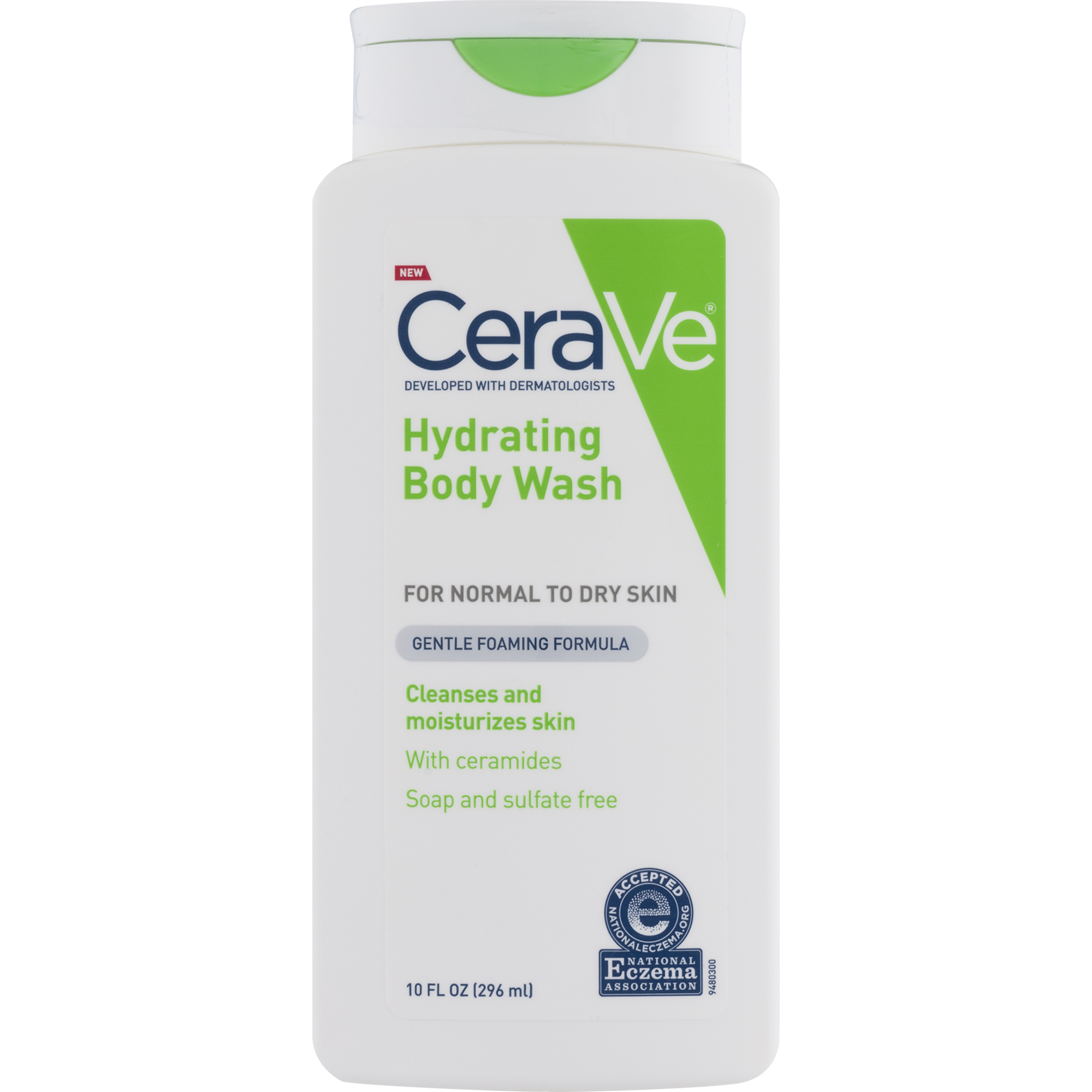 Cerave Hydrating Body Wash 10 Oz Walmart Com Hydrating Body Wash Body Wash Cerave