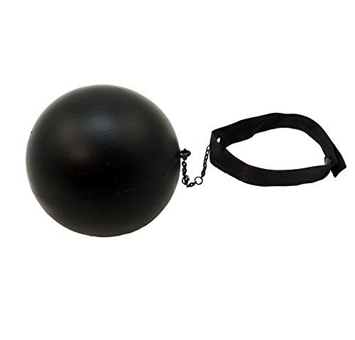 Small Plastic Ball  Chain Costume Accessory * Want to know more, click on the image.