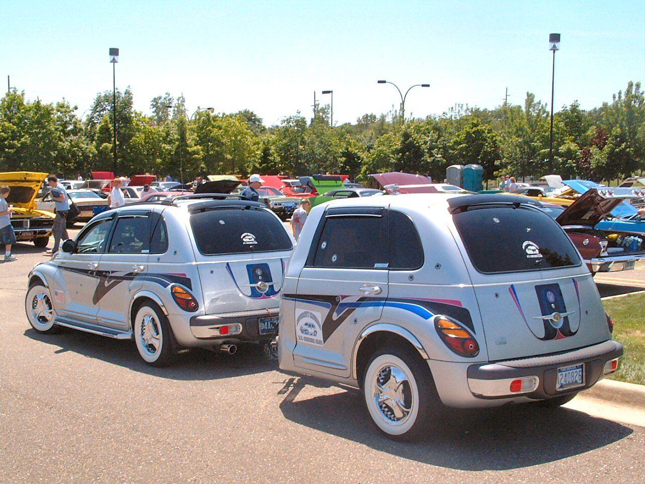 Custom Pt Cruiser 2001 Chrysler Pt Cruiser Custom Car Amp Pt