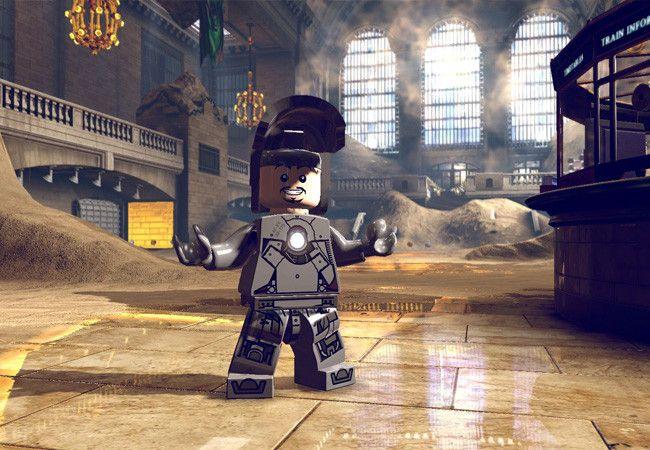 Lego Marvel Super Heroes Para Xbox 360 Primer Contacto