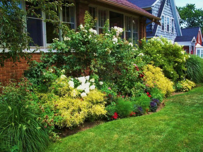 Wie Gestalte Ich Meinen Garten Italienischer Stil Farbige Gartenideen